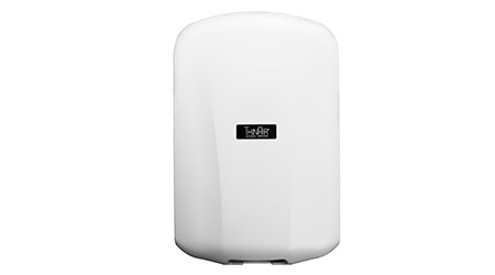 Hand Dryer Protrudes Four Inches From Wall: Excel Dryer