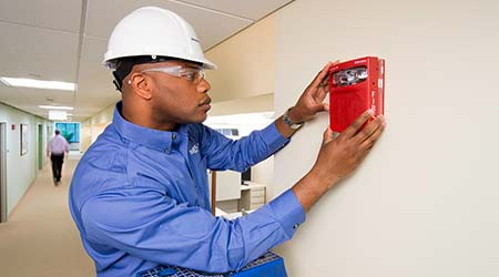 Addressable Fire Alarm Speakers Have Individual Control: SIMPLEXGRINNELL