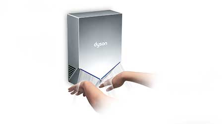 Hand Dryer: Dyson