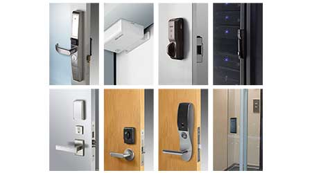 Wireless Lock: ASSA ABLOY