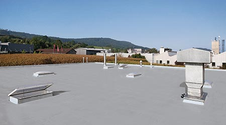 Roof Membrane: KEMPER SYSTEM
