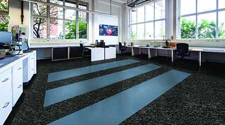 Floor Covering: nora systems