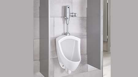 Urinal: American Standard