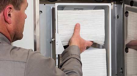 Towel Dispenser Adapter: SCA
