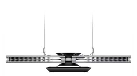 Up/Down LED: Dyson