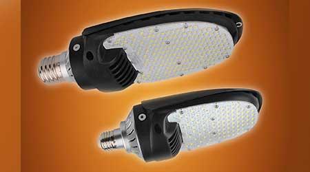 Paddle-style Lamp: Ledtronics