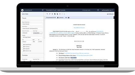 Document Automation Platform: LeasePilot