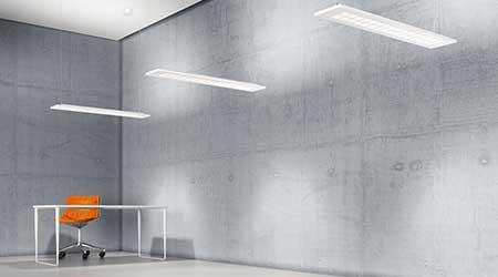 LED Luminaire: Zumtobel