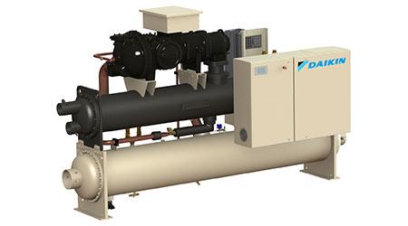 Water-cooled Chiller: Daikin Applied
