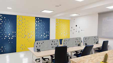 Acoustic Panels: MDC