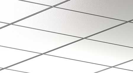 Ceiling System: Rockfon