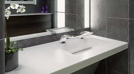 Solid Surface Sinks: BRADLEY