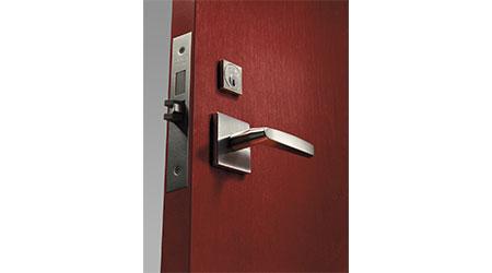 Lockset: Corbin Russwin