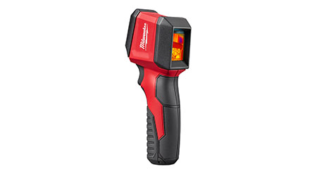 Infrared Imager: Milwaukee Tool