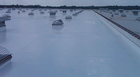 Roof Coating: Progressive Materials