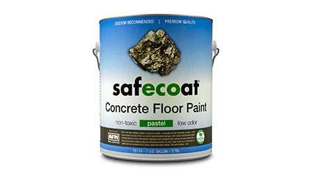 Concrete Paint: AFM