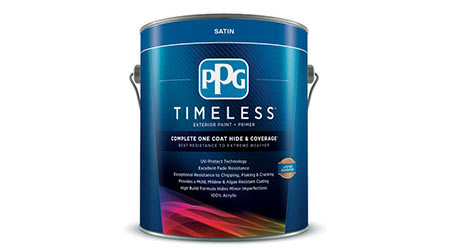 Interior/Exterior Paint: PPG