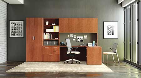 Desk Collection: HON