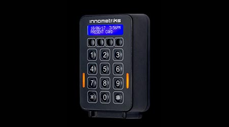 Smart Card Reader: Johnson Controls