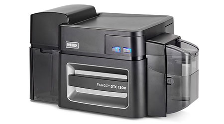 Card Printer: HID Global