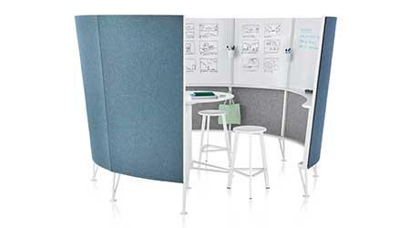 Collaborative Furniture: Herman Miller