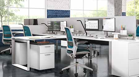 Task Chair: Steelcase