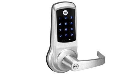 Keypad Lock: Yale