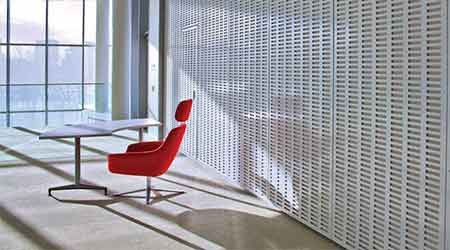 Operable Partition: Modernfold