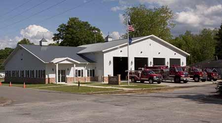 Metal Buildings: Morton Buildings