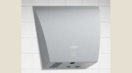 Hand Dryer: Bobrick