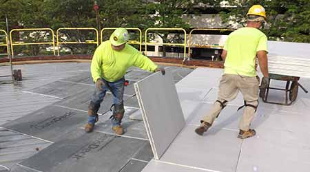Single-Ply Roofing System: Sika Sarnafil