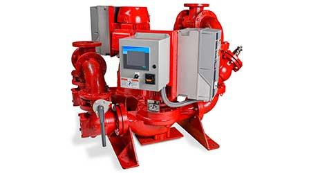 Pump Controller: Bell & Gossett