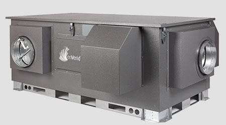 Smart Air Scrubber: enVerid Systems