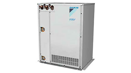 Water-cooled VRV: Daikin