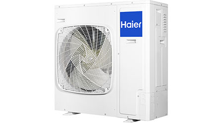 Ductless AC: Haier Ductless