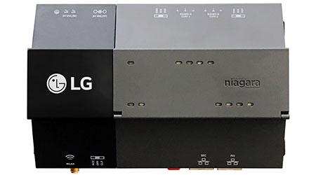 VRF Controls Platform: LG Electronics