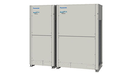 VRF Heat Pump: Panasonic