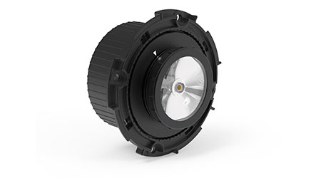 Adjustable Downlight: DMF Lighting