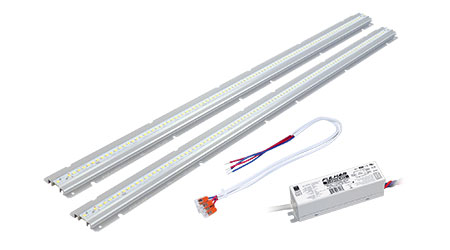 Universal Voltage LED Kits: Fulham