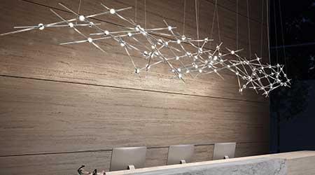 Decorative Luminaire: Sonneman