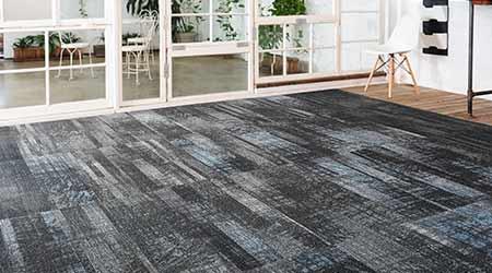 Modular Carpet: Bentley