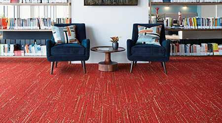 Carpet Tile Collection: Interface