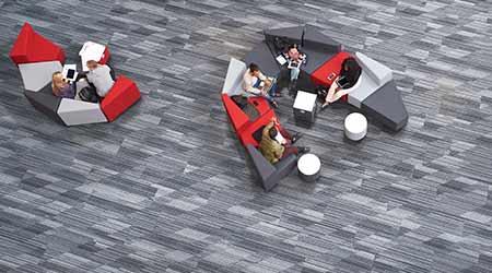 Carpet Tile: Milliken