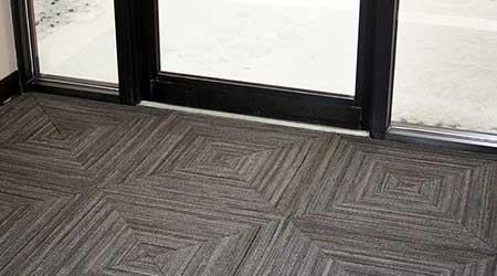 Entrance Tile: Musson Rubber