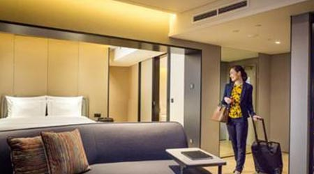 Smart Hotel Room System: Signify