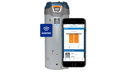 Connected Water Heater: State Water Heaters