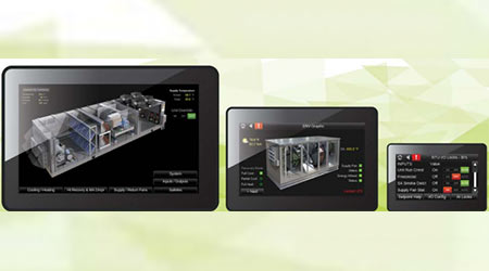 Ruggedized Panel-mount Interface: Automated Logic