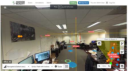 3D Mobile Mapping: Indoor Reality