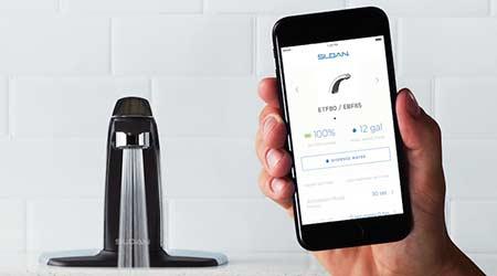 Sensor Faucet: Sloan