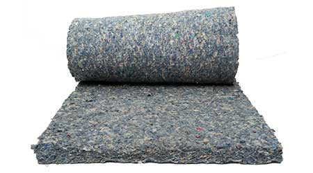 Acoustic Carpet Insulation — Quiet-Tech: CarpetCycle